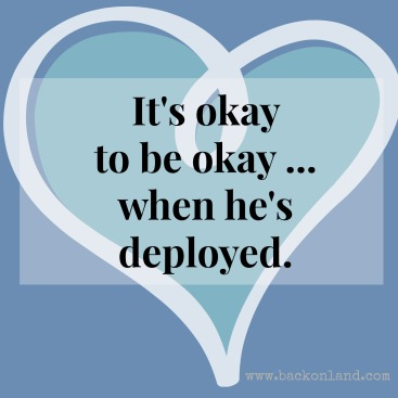 it's okay to be okay