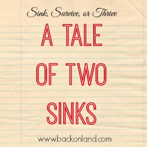 A Tale of Two Sinks